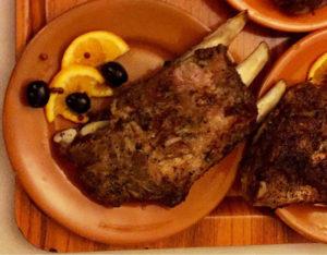 Piatto Taverna Porta Vecchia